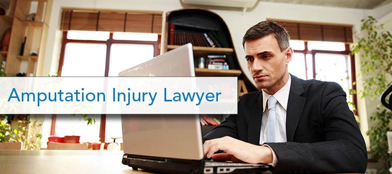 amputation injury lawyer