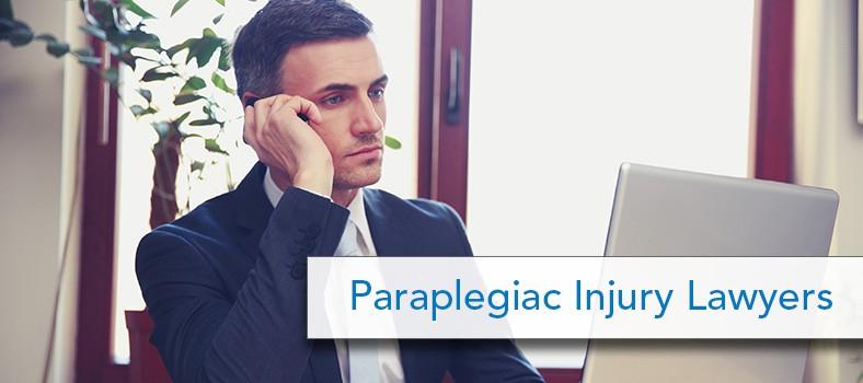 paraplegia attorney