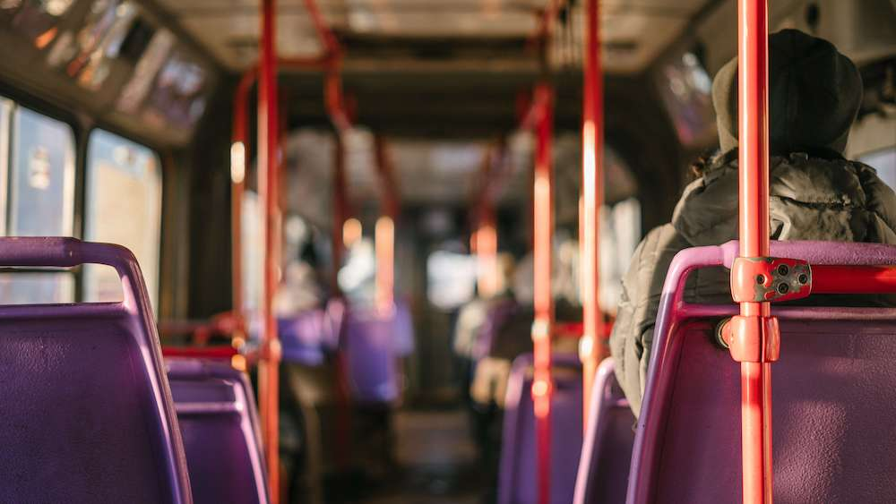 people on a bus after an accident looking for a bus accident attorney in los angeles california