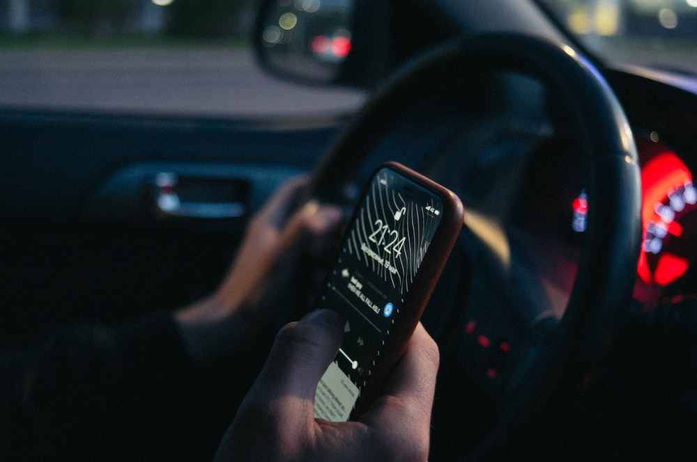 Wrongful death caused by texting and driving