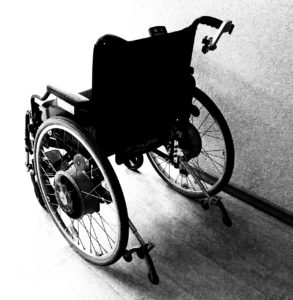 Spinal Cord Injury Wheelchair